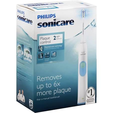 Philips Sonicare HX6211/04 2 Series Plaque Control Rechargeable Toothbrush