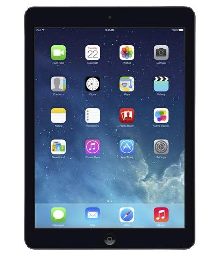 Apple iPad Air 16GB Wi-Fi + Sprint Wireless 4G LTE Cellular 9.7