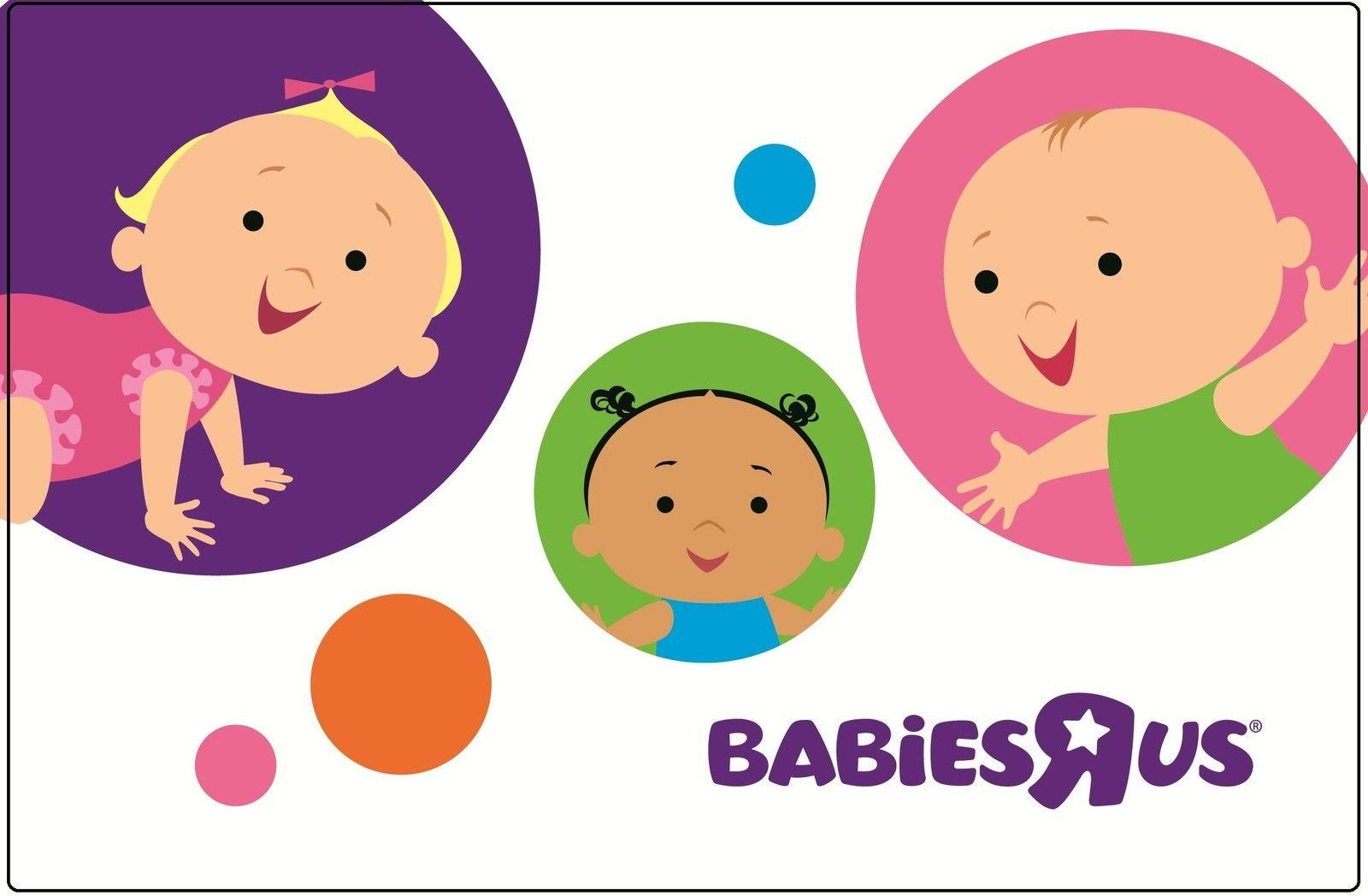 $80 $100 Babies R Us Gift Card for $80 - US Mail Delivery