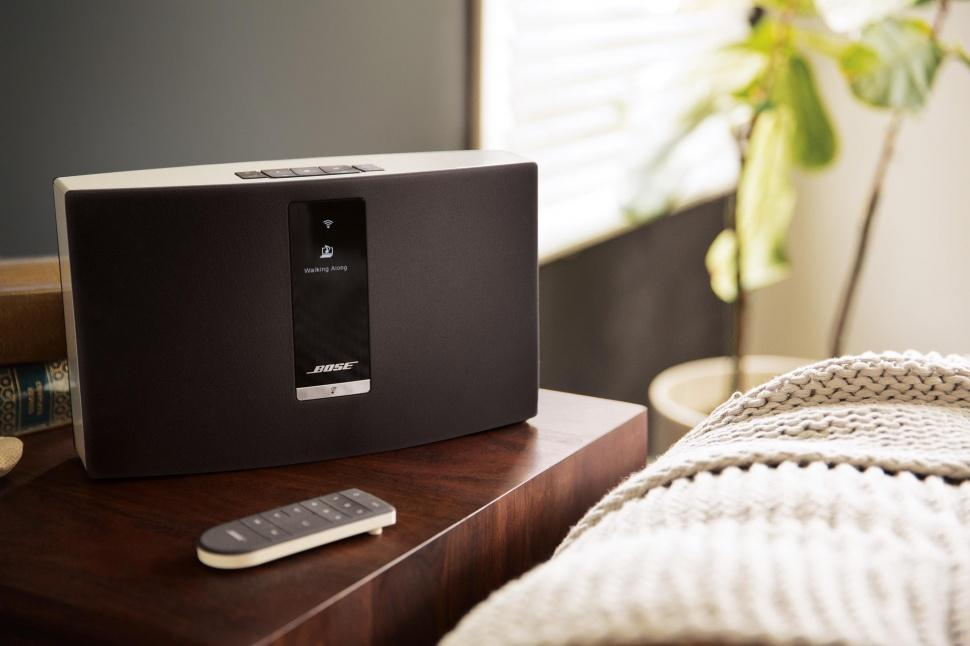 Bose SoundTouch Portable II Wi-Fi Music System (White)