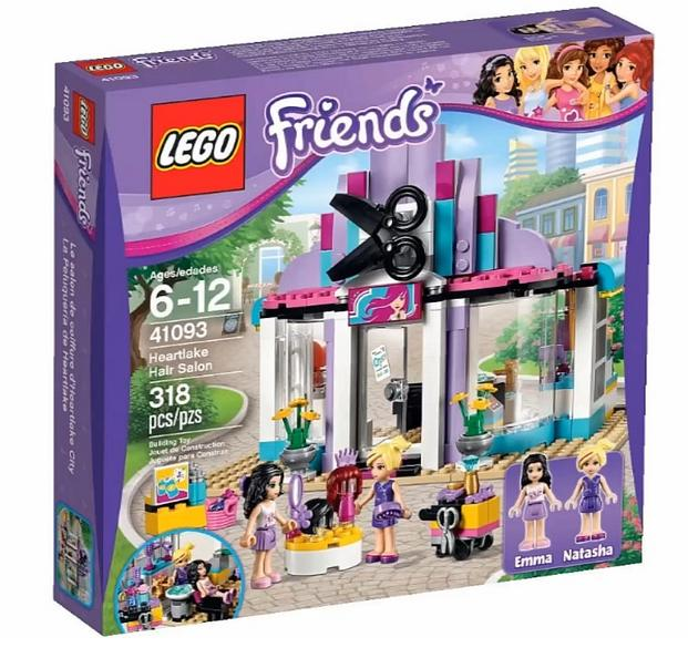 $22.99 LEGO Friends 41093 Heartlake Hair Salon