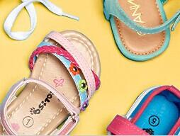 Up to 70% Off Kids Spring/Summer Footwear @ Zulily