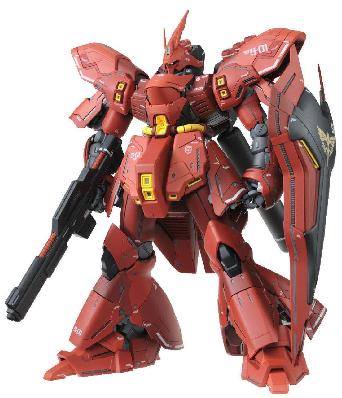 $74.63 Bandai Hobby MG Sazabi Version Ka Model Kit (1/100 Scale)