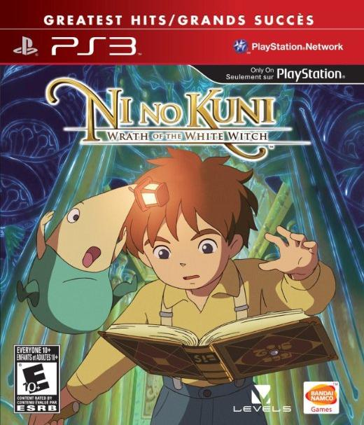 $16.27 Ni no Kuni: Wrath of White Witch for PS3