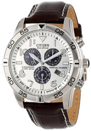 Citizen Men's BL5470-06A Stainless Steel Eco-Drive Watch