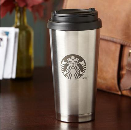 Up to 50% Off +Extra 5% Off Starbucks Tumblers and Mugs @Starbucks