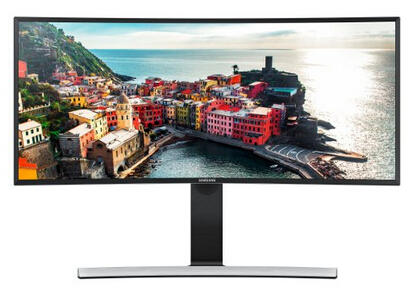 $999.99 Samsung 34-Inch Curved Screen LED-Lit Monitor S34E790C