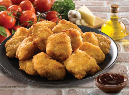 Free 15 Piece Chicken Popperswith the purchase of $25 in Papa John's gift cards @ CashStar.com