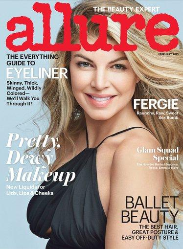 Allure Magazine 1 Year Subscription (12 issues)