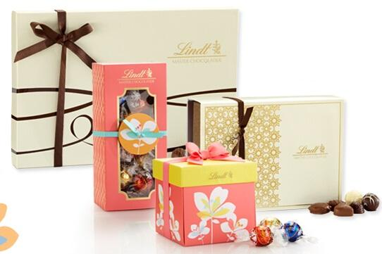 20% OffMother's Day Gifts @ Lindt