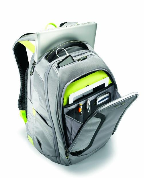 $42.99 Samsonite Luggage Vizair Laptop Backpack