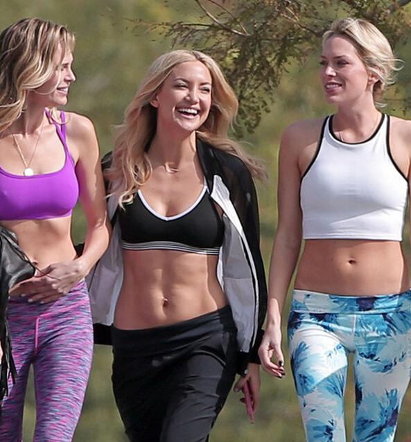 50% OffFirst Outfit @ Kate Hudson's Fabletics