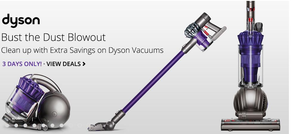 As Low as $189.99 Dyson Event @ Groupon