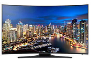 $1149.99 Samsung UN55HU7250 Curved 55-Inch 4K Ultra HD 120Hz Smart LED TV