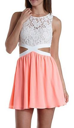 $20Select Dresses Styles @Charlotte Russe