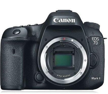 $999 Canon EOS 7D Mark II DSLR Camera (Refurbished)