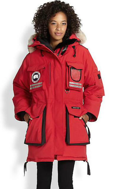 Up to $175 Off with Purchase of Canada Goose Women's Apparel @ Saks Fifth Avenue