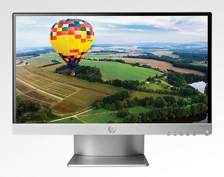 "$89.99 HP Pavilion 20xi 20"" IPS LED-Backlit LCD Monitor C4D33AA#ABA"