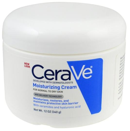 CeraVe Moisturizing Cream, 12 Ounce
