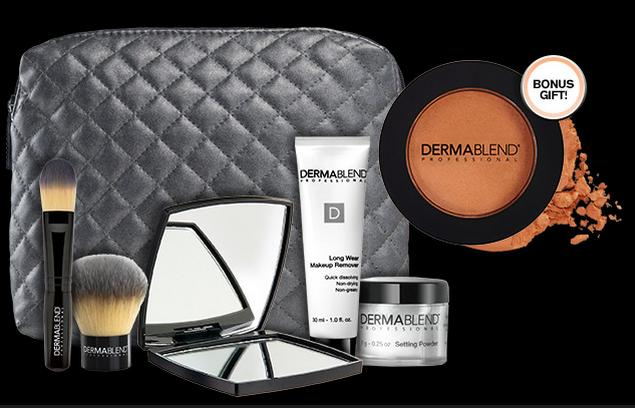 Free 6-Piece Gift (A $130 Value)with $50 Dermablend Purchase