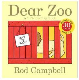 $4.05 Dear Zoo: A Lift-the-Flap Book
