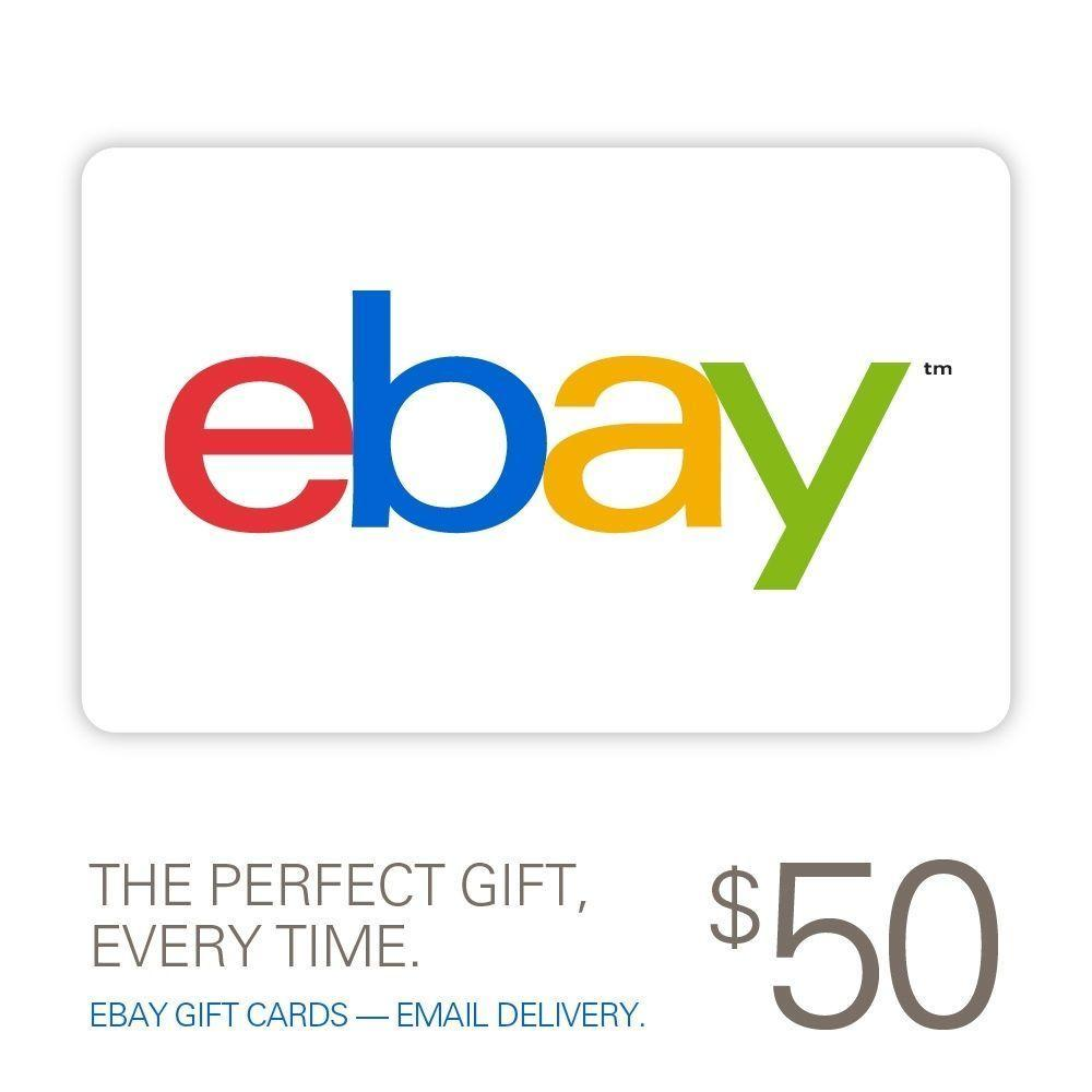$95 $100 eBay Gift Card(Email delivery)