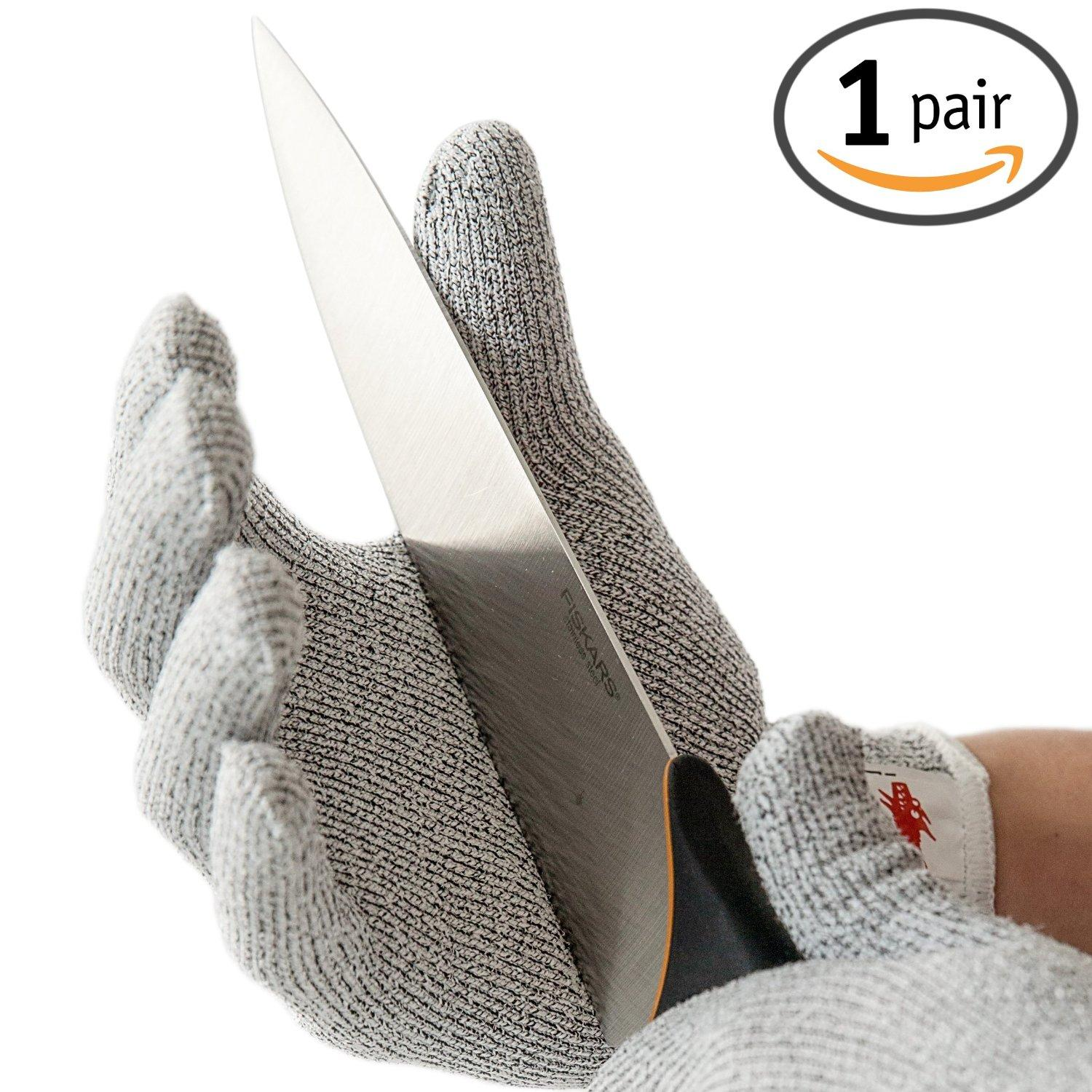 NoCry Cut Resistant Gloves - High Performance Level 5 Protection