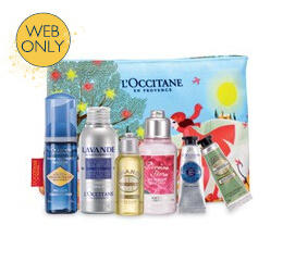 Up to 30% Off Gifts Set @ L'Occitane