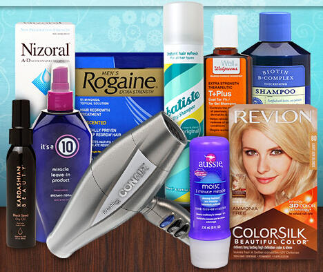 Extra 20% offEverything in Hair Care Department @ Drugstore