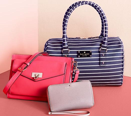 Up to 55% Off Kate Spade Designer Handbags, Shoes, Jewelry, Watches & More on Sale @ Hautelook