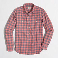 $9.74 Men's Shirts @ J.Crew Factory