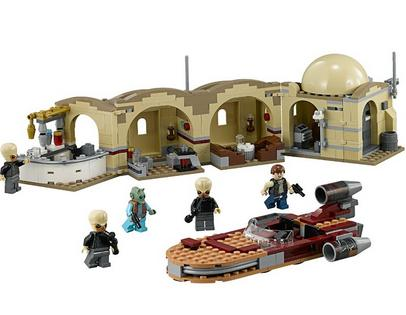 $45.99 LEGO Star Wars 75052 Mos Eisley Cantina Building Toy