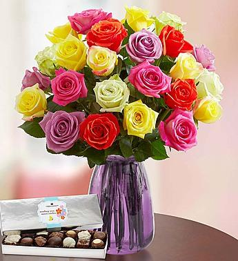 Up to 40% Off or 20% OffMother's Day Flowers and Gifts @ 1-800-Flowers.com