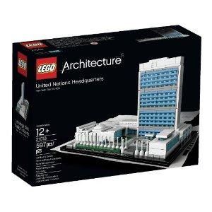 $39.99 LEGO Architecture United Nations Headquarters