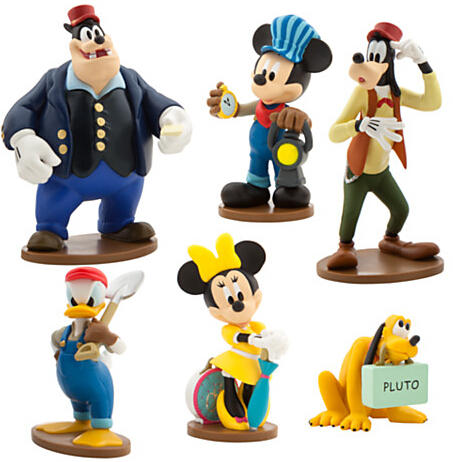 $8 Each Select Figure Play Set @ Disney Store
