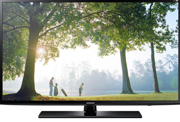 $599.99 Samsung UN55H6203 - 55-Inch 120hz Full HD 1080p Smart TV