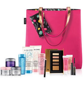 GWP From Lancome , Clarins and More Top Brands @ macys.com