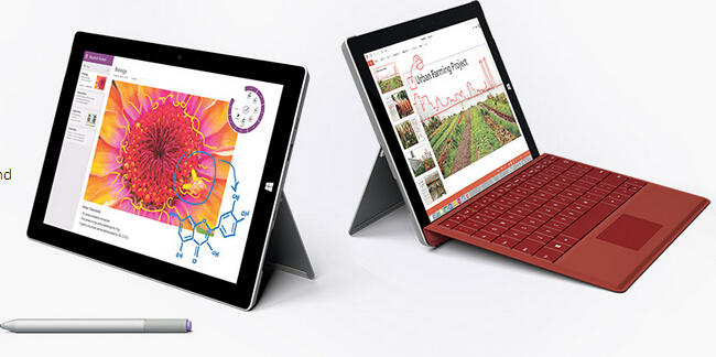 $499 New Surface 3 - 64GB