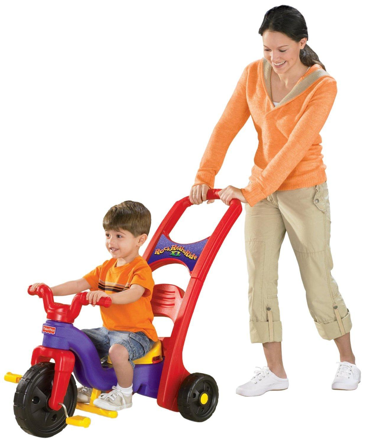 $41.24 Fisher-Price Rock, Roll 'n Ride Trike (Frustration-Free Packaging)