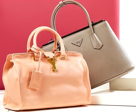 Up to 30% Off+Extra 20% OffPrada, Saint Laurent, Chloe & More Designer Handbags on Sale @ ideel