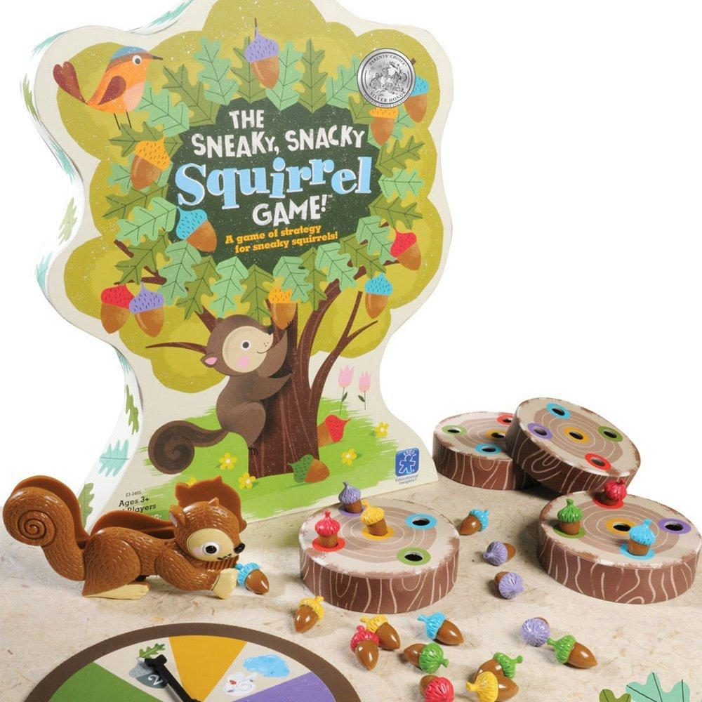 $13.1 Educational Insights The Sneaky, Snacky Squirrel Game