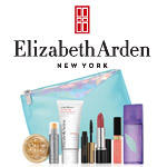 Dealmoon Exclusive! 25% Off+ Free 7-Piece Deluxe Gift + Beauty Clutch with ANY $80+ Order @ Elizabeth Arden