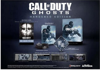 $22.99 Call of Duty: Ghosts Hardened Edition - PlayStation 3