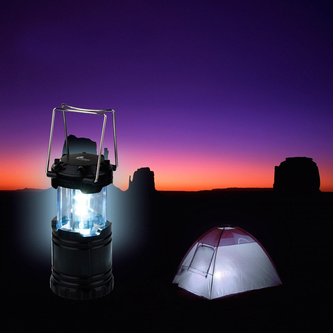 $13.99 TaoTronics® Led Camping Lantern and Flashlight for Hiking Camping Hiking, Fishing, Outdoor adventures, Emergencies, Hurricanes, Outages