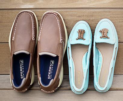 Up to 74% Off Sperry Top-Sider @ 6PM.com