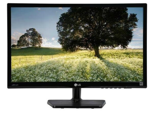 "$99.99 LG 23"" 1080p IPS LED-Backlit LCD Monitor 23MP47HQ"