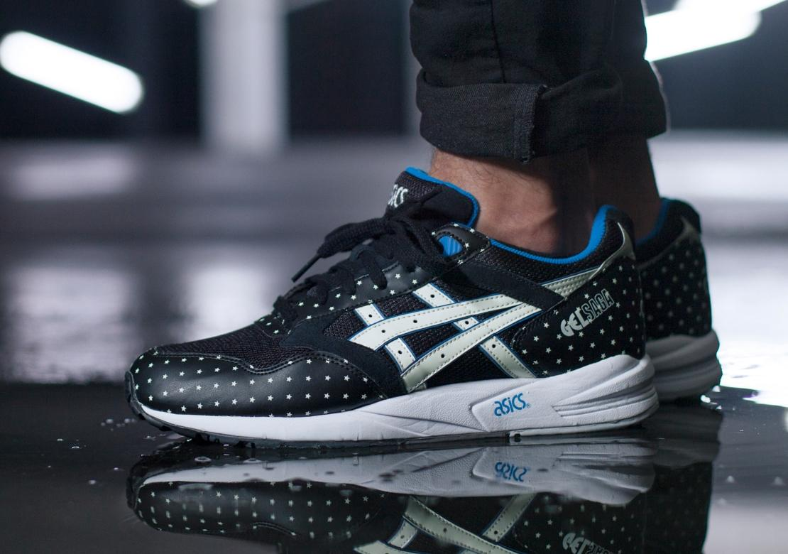 $58.47 ASICS Men's Gel Saga Fashion Sneaker