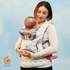 Up to 50% Off Ergobaby Baby Carriers @ Zulily