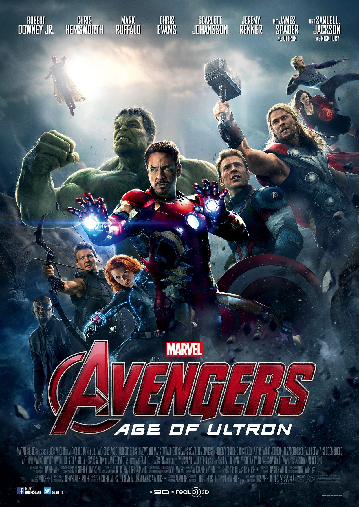 FREE DOWNLOAD of 'Marvel's Avengers: Age of Ultron' Firsts Digital Comic Bundle'with Ticket Purchase @ Fandango VIPs