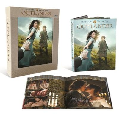 $29.99 Outlander: Season One - Volume One: Collector's Edition (Blu-ray + UltraViolet)